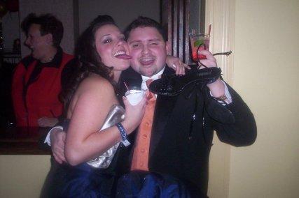 Elysia & my drunk ass