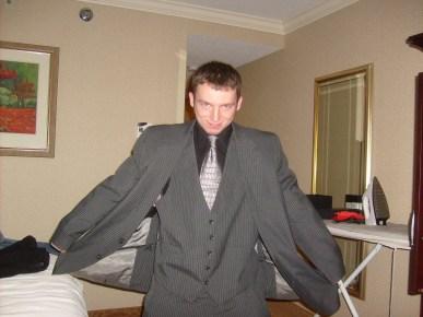 The Suit...