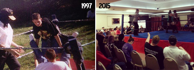 ncw then and now